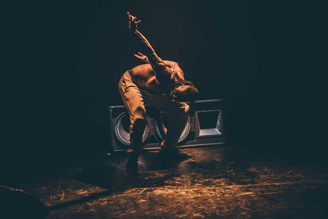 Ghôst Flow > Michel Onomo