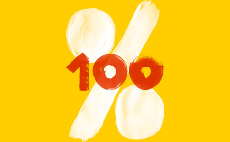 100pourcent