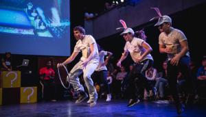 R1R2 START Contest  - Cie YZ @Festival Kalypso @ Micro Folie - Médiathèque des Mureaux (78) | Les Mureaux | Île-de-France | France